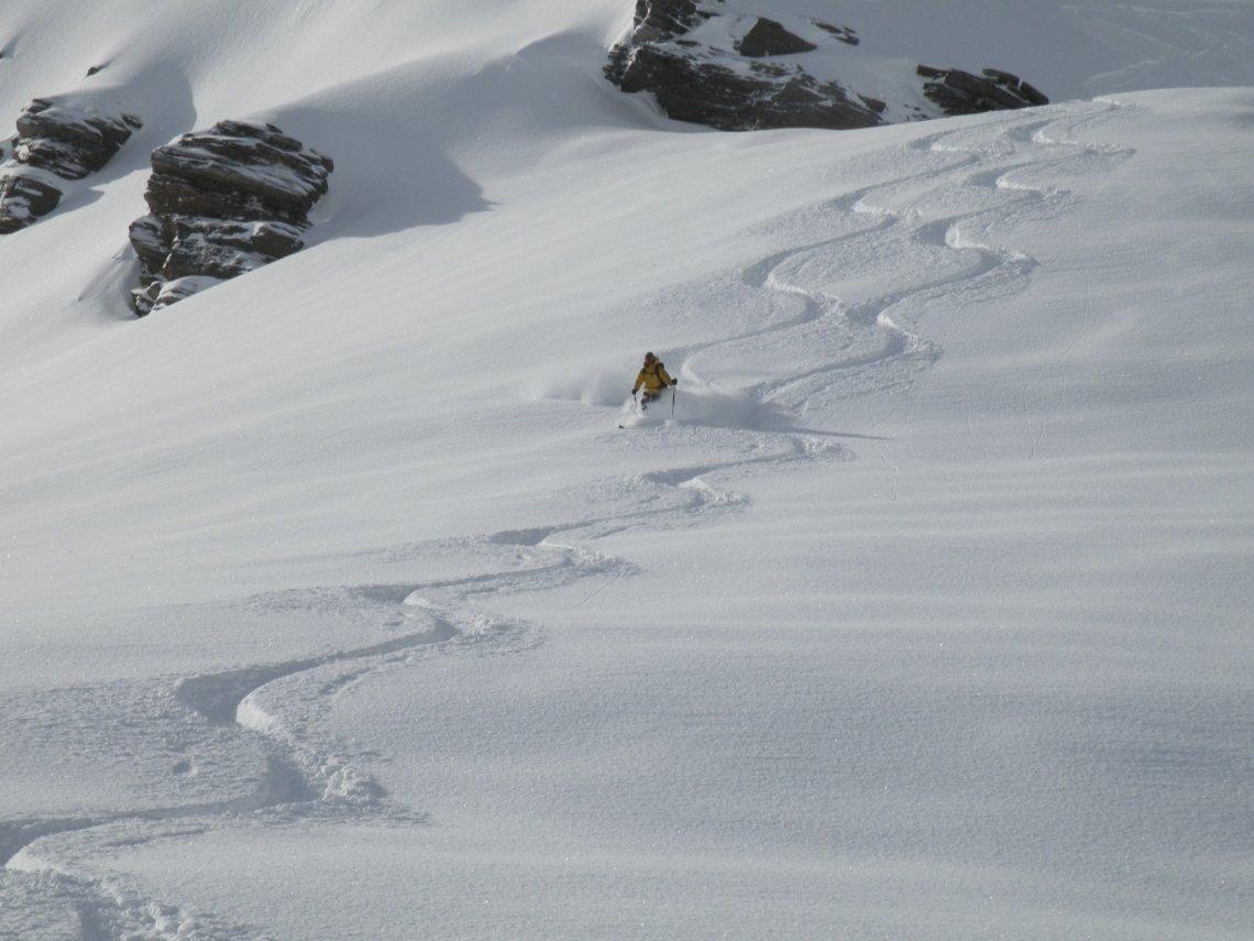 ski lyngenalps