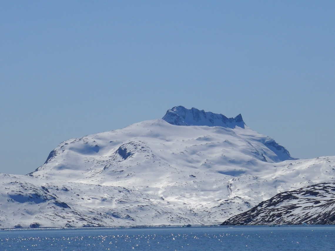 Groenland mer