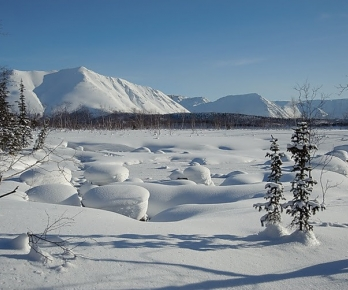 Ski dans la Péninsule de Kola